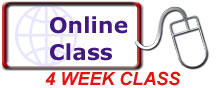4WeekOnlineClassIcon