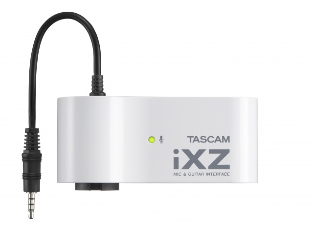 Tascam iXZ Audio