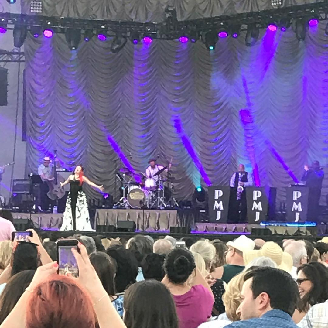 Great time with Postmodern Jukebox at #northerlyisland  #pmjtour