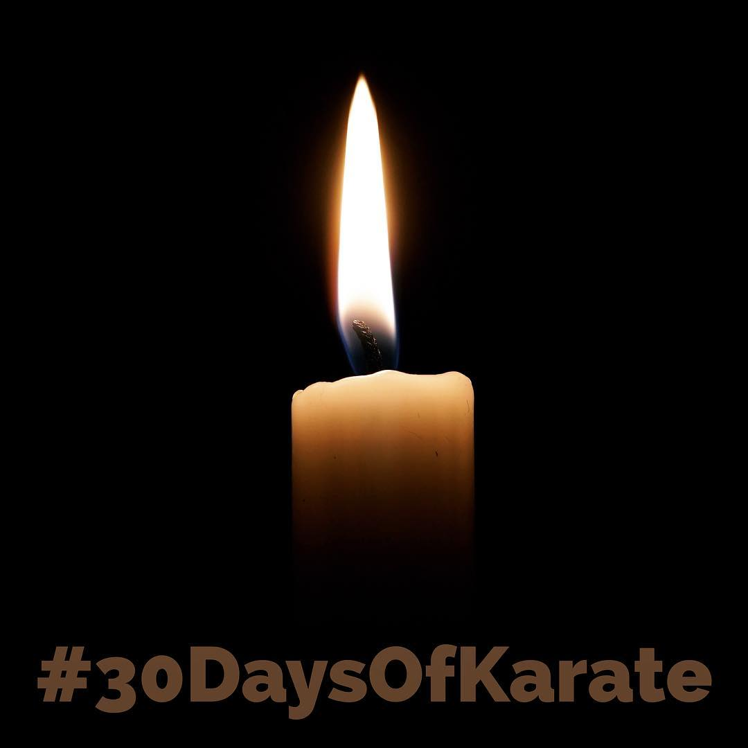 A fantastic day 18 of the #30daysofkarate  with two nights in a row (starting tomorrow) in the #dojo, I spent today #writing in my #journal and doing an extended #meditation; it's where my head, heart, and spirit seems to be leading me this time around with the #challenge  And I'm definitely noticing the benefits. Hey @ando_mierzwa , I think you need to do a follow up podcast to the one on mediation! #karate #budo #kobudo #martialarts #spirituality #innerstrength #innerpeace #character #joy #contentment @jay_the_sensational @mish.mash.do @erickastengren