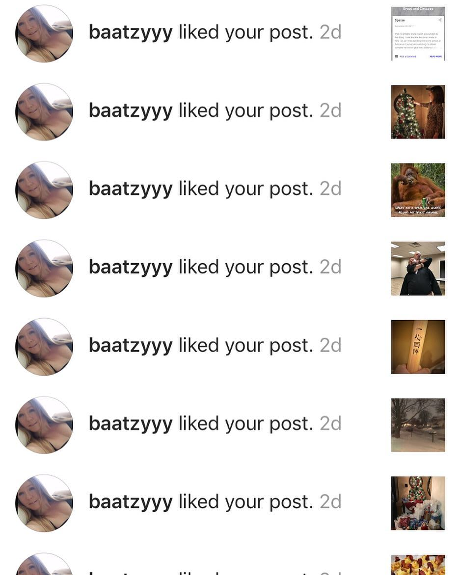 @baatzyyy – thanks for all the IG support!!